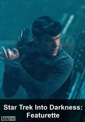 Poster_se Star Trek Into Darkness XTRA: First Look Featurette