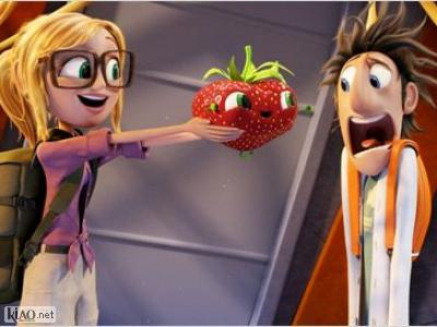 Extrait Cloudy with a Chance of Meatballs 2