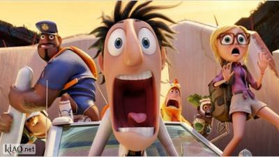 Video Cloudy with a Chance of Meatballs 2