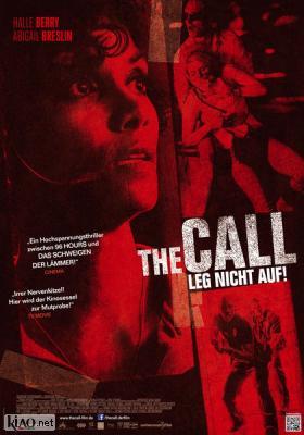 Poster_de The Call