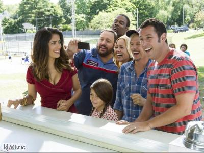 Extrait Grown Ups 2