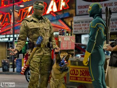 Extrait Kick-Ass 2