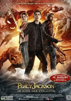 Poster_de Percy Jackson & the Olympians : Sea of Monsters