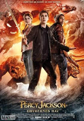 Poster_dk Percy Jackson & the Olympians : Sea of Monsters