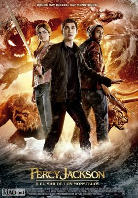 Poster_es Percy Jackson & the Olympians : Sea of Monsters