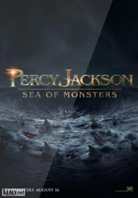 Poster_fr Percy Jackson & the Olympians : Sea of Monsters
