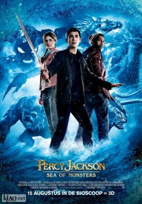 Poster_nl Percy Jackson & the Olympians : Sea of Monsters