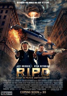 Poster_dk R.I.P.D.