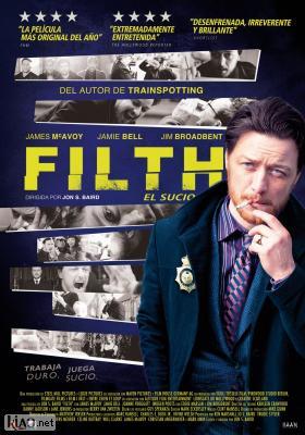 Poster_es Filth