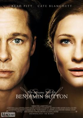 Poster_de The Curious Case Of Benjamin Button