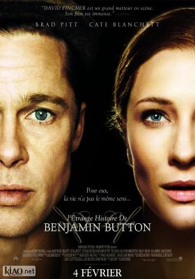 Poster_fr The Curious Case Of Benjamin Button