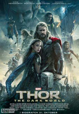 Poster_dk Thor: The Dark World