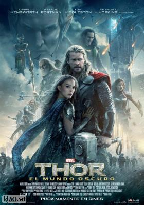 Poster_es Thor: The Dark World