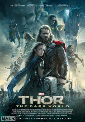 Poster_fi Thor: The Dark World