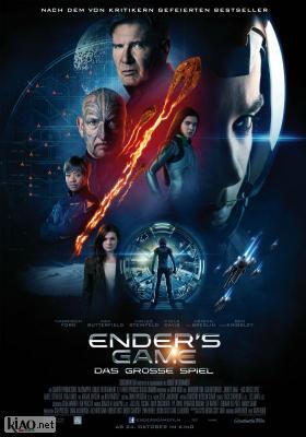 Poster_de Ender's Game