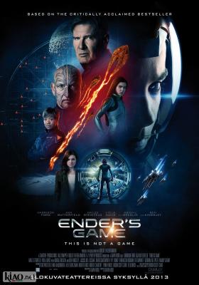 Poster_fi Ender's Game