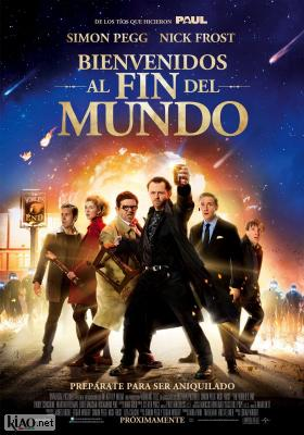 Poster_es The World's End