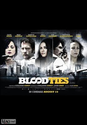 Poster_uk Blood Ties