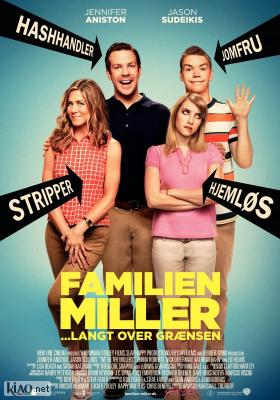 Poster_dk We're the Millers
