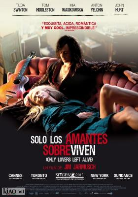 Poster_es Only Lovers Left Alive