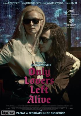 Poster_nl Only lovers left alive