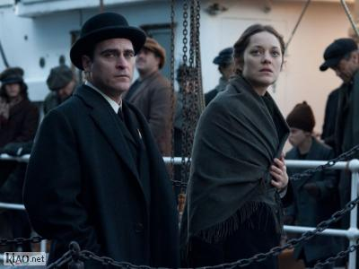Extrait The Immigrant