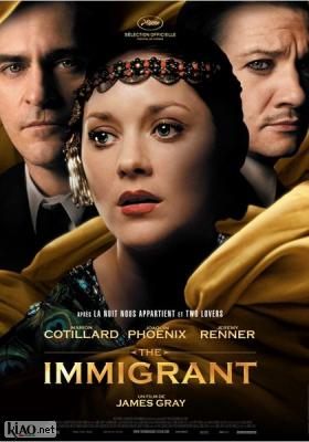 Poster_fr The Immigrant