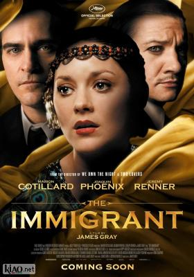 Poster_nl The Immigrant