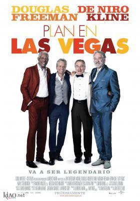 Poster_es Last Vegas