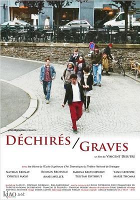 Poster_fr Déchirés/ Graves