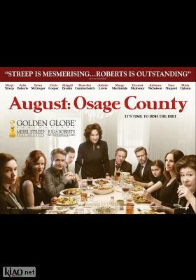 Poster_uk August: Osage County