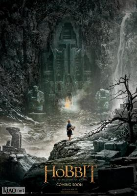 Poster_dk The Hobbit: The Desolation of Smaug