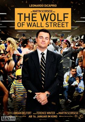 Poster_de The Wolf of Wall Street