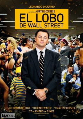 Poster_es The Wolf of Wall Street