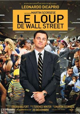 Poster_fr The Wolf of Wall Street