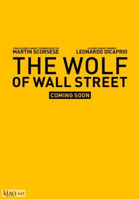 Poster_nl The Wolf of Wall Street