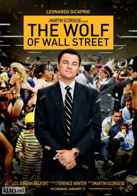 Poster_uk The Wolf of Wall Street