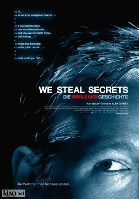 Poster_de We Steal Secrets: The Story of WikiLeaks
