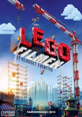 Poster_dk The Lego Movie