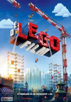 Poster_nl The Lego Movie