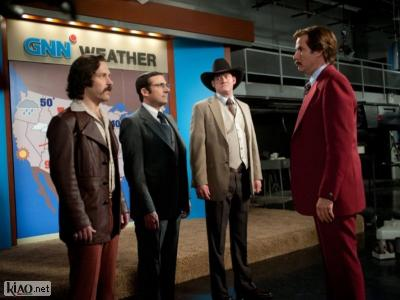 Extrait Anchorman 2