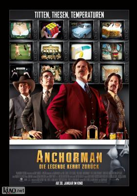 Poster_de Anchorman 2