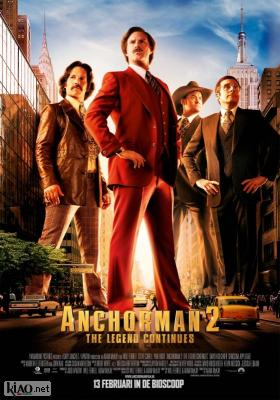 Poster_nl Anchorman 2