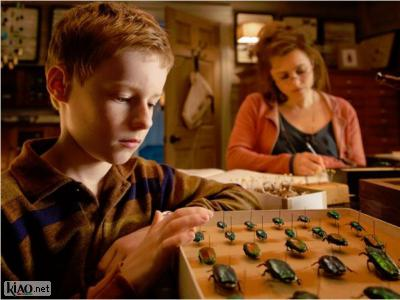 Extrait The Young and Prodigious T.S. Spivet