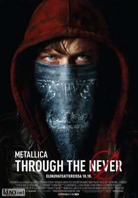 Poster_fi Metallica: Through the Never