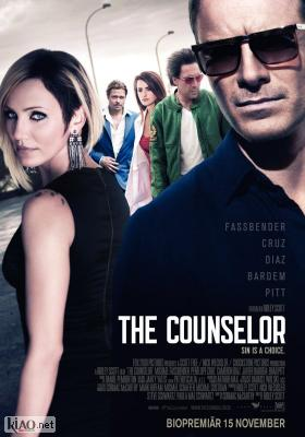 Poster_se The Counselor