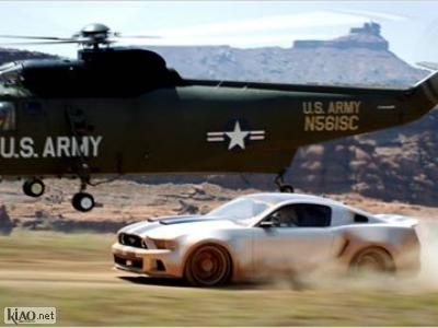 Extrait Need for Speed