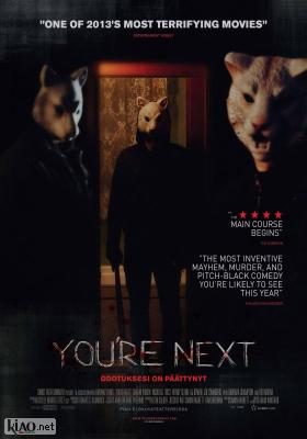 Poster_fi You're Next