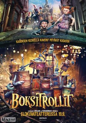 Poster_fi The Boxtrolls