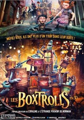 Poster_fr The Boxtrolls